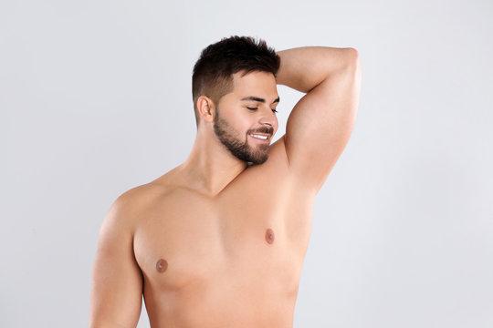 لیزر موهای زائد مردان